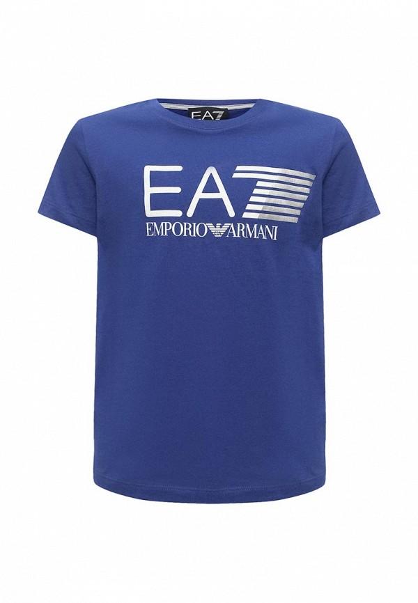Футболка EA7 EA7 EA002EBZUB10 футболка ea7 ea7 ea002emuei05