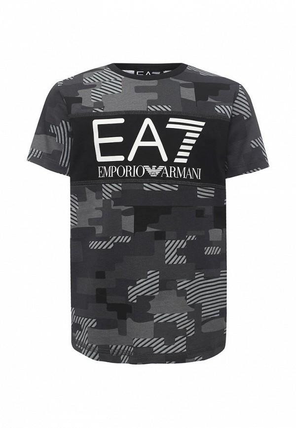 Футболка EA7 EA7 EA002EBZUB13 футболка ea7 ea7 ea002emuei05