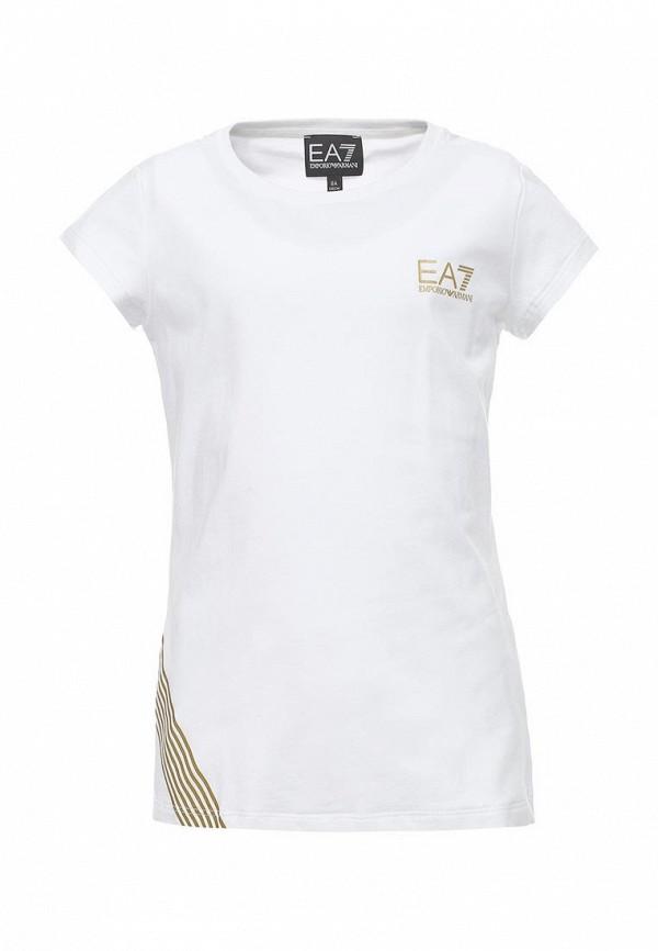 Футболка EA7 EA7 EA002EGRAC16 футболка ea7 ea7 ea002emuei15