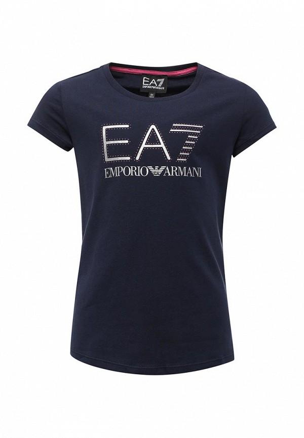 Футболка EA7 EA7 EA002EGUEL73 футболка ea7 ea7 ea002ewuej76