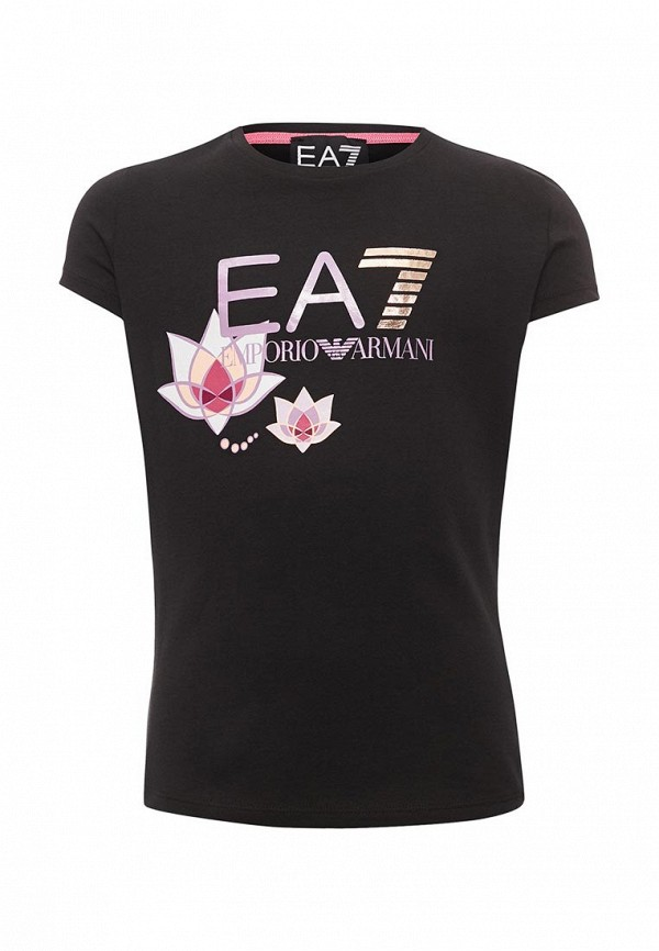 Футболка EA7 EA7 EA002EGUEL77 футболка ea7 ea7 ea002emuei05
