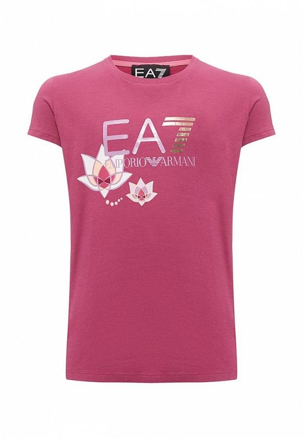 Футболка EA7 EA7 EA002EGUEL78 футболка ea7 ea7 ea002emuei05