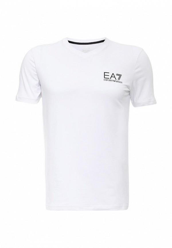 Футболка с коротким рукавом EA7 273169 6P209