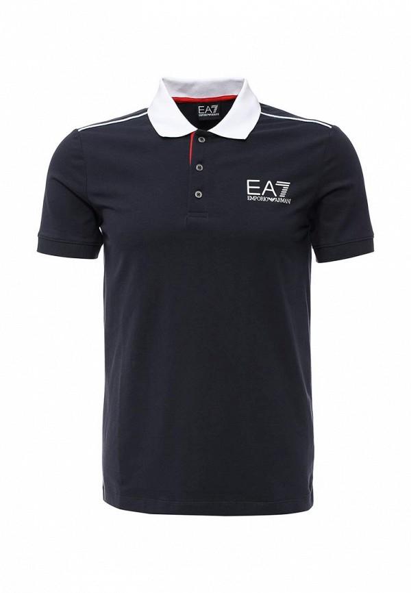 Поло EA7 EA7 EA002EMHEC31 sir raymond tailor поло sir raymond tailor si6370228 yellow