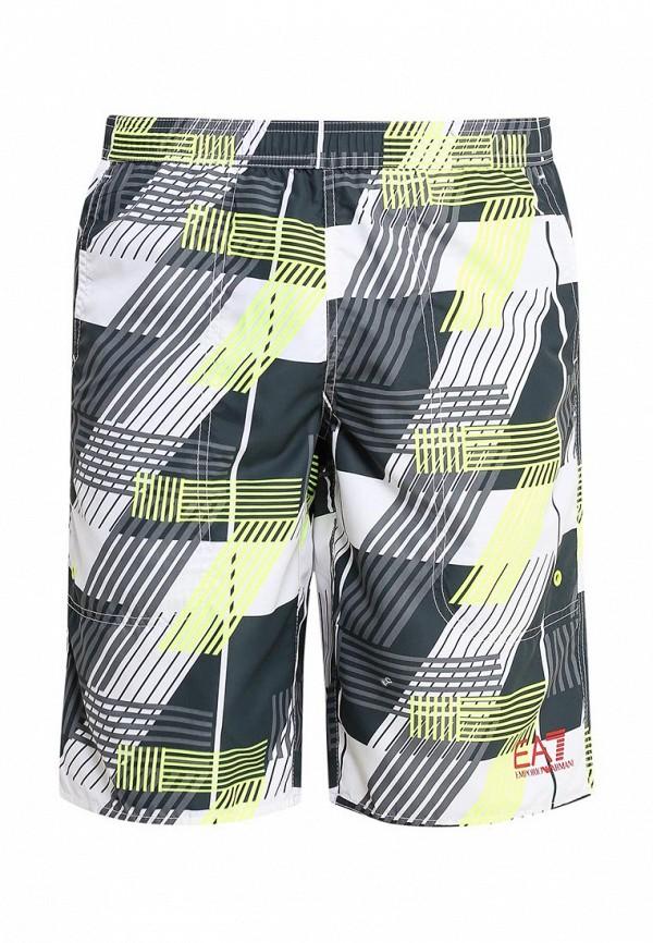 Мужские шорты для плавания EA7 902004 6P744