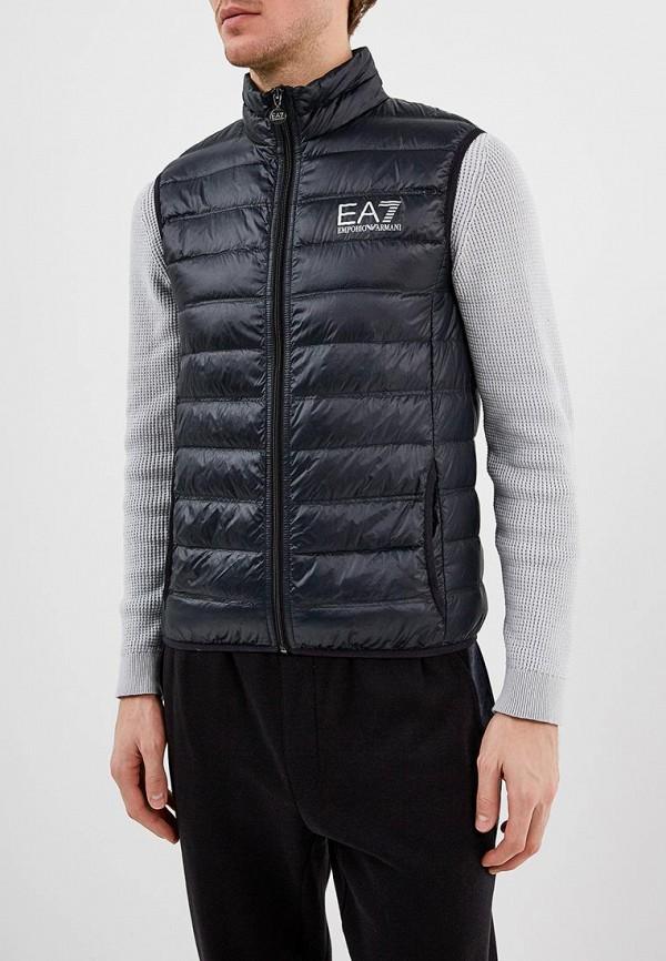 Жилет утепленный EA7 EA7 EA002EMJXQ38 ea7 черный