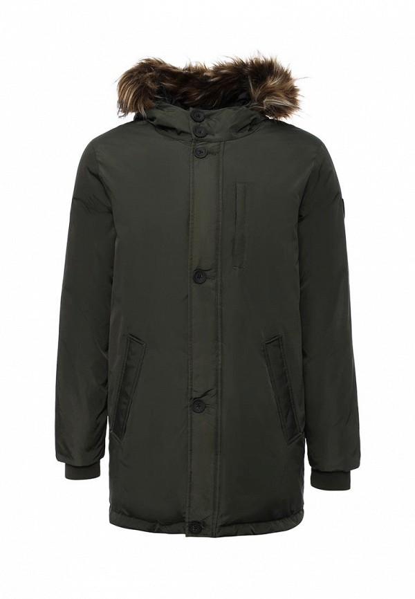 Утепленная куртка EA7 6XPK04 PN02Z