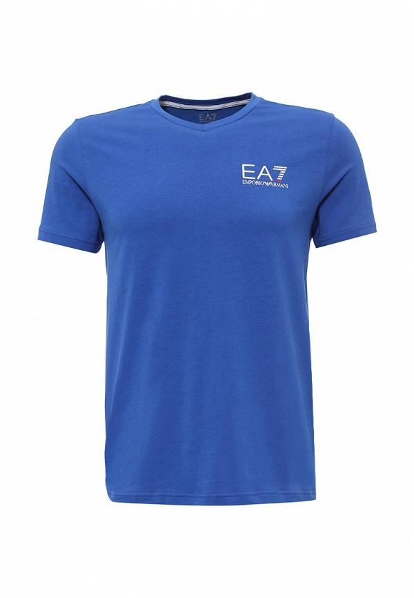 Футболка EA7 EA7 EA002EMRAX65 футболка ea7 ea7 ea002emuei05