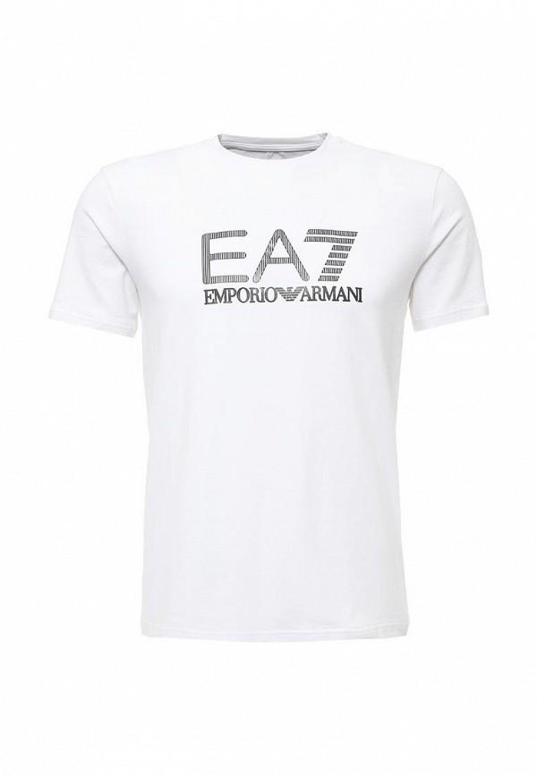 Футболка EA7 EA7 EA002EMRAX74 футболка ea7 ea7 ea002emuei33