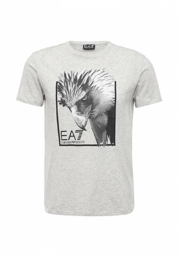 Футболка EA7 EA7 EA002EMRAY07 футболка ea7 ea7 ea002emuei15