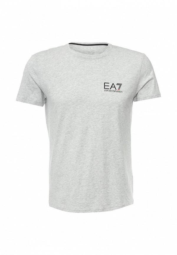 Футболка EA7 EA7 EA002EMRAZ38 футболка ea7 ea7 ea002ewuej76