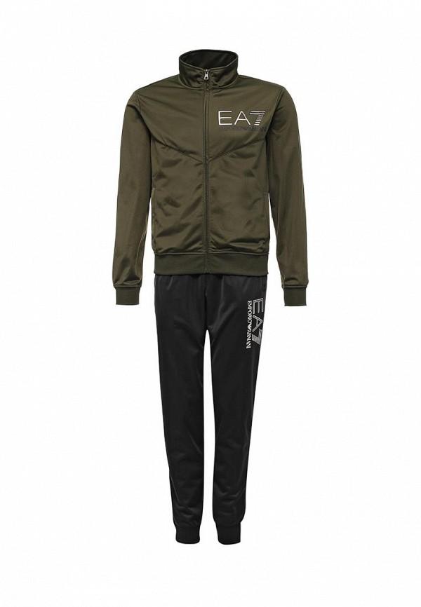 Костюм спортивный EA7 EA7 EA002EMUEF00 костюм спортивный ea7 ea7 ea002emueh30