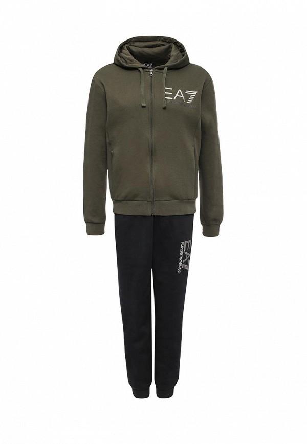 Костюм спортивный EA7 EA7 EA002EMUEF13 костюм спортивный ea7 ea7 ea002emueh30