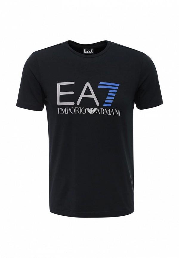 Футболка EA7 EA7 EA002EMUEI05 футболка ea7 ea7 ea002ewuej76