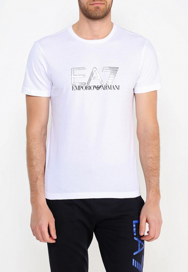Футболка EA7 EA7 EA002EMUEI10 футболка ea7 ea7 ea002emuei05