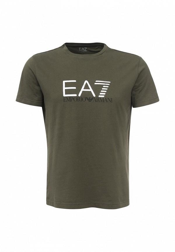 Футболка EA7 EA7 EA002EMUEI11 футболка ea7 ea7 ea002emrax74