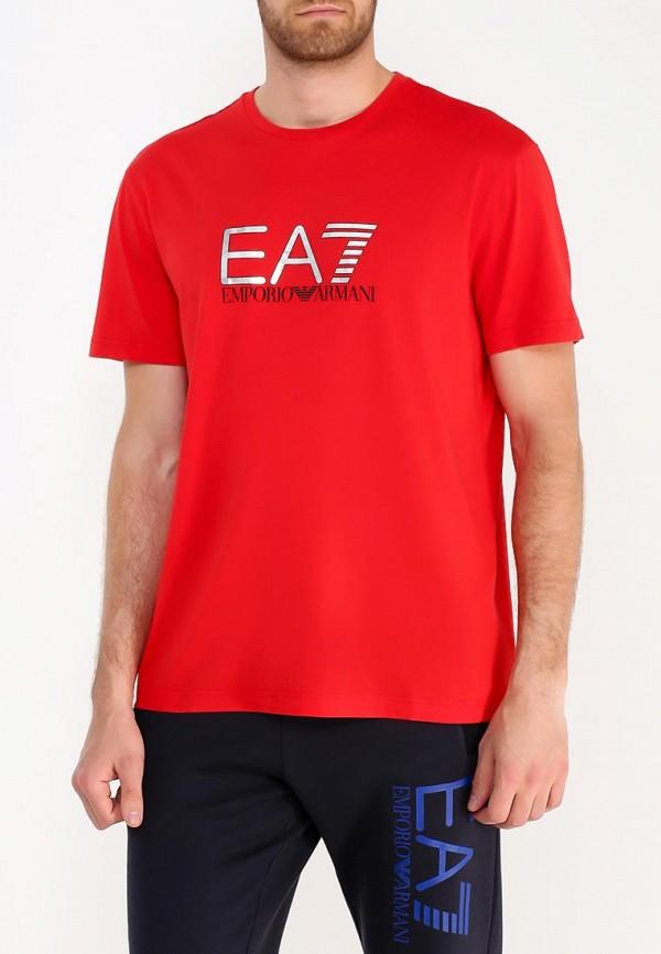 Футболка EA7 EA7 EA002EMUEI13 ea7 женская обувь