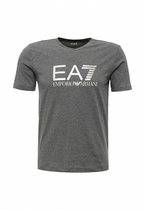 Футболка EA7 EA7 EA002EMUEI17 футболка ea7 ea7 ea002emuei05