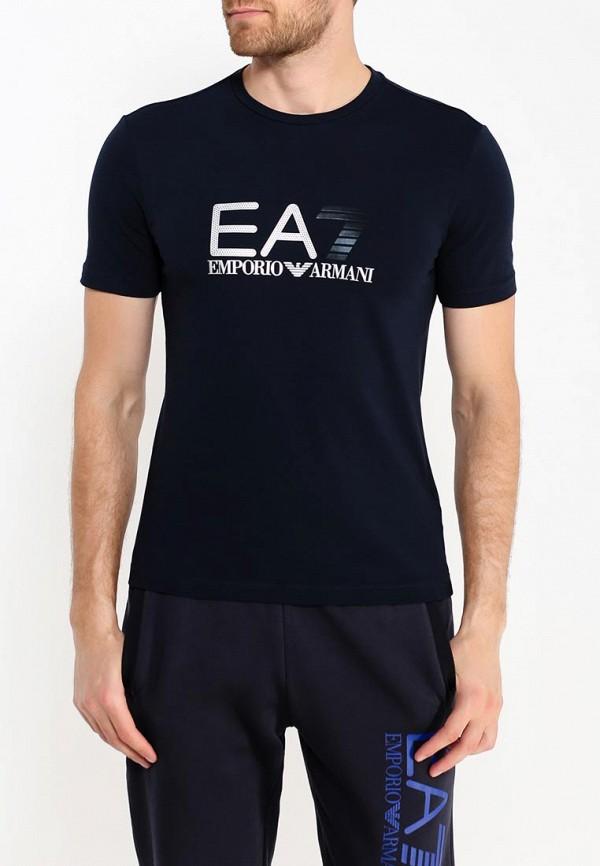 Футболка EA7 EA7 EA002EMUEI19 футболка ea7 ea7 ea002emuei05