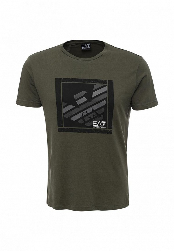 Футболка EA7 EA7 EA002EMUEI24 футболка ea7 ea7 ea002emuei33