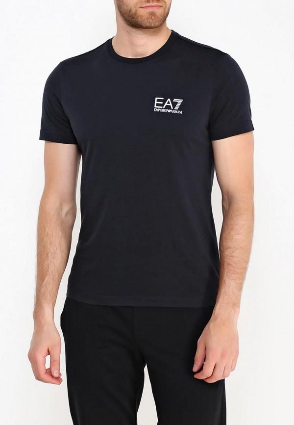 Футболка EA7 EA7 EA002EMUEI33 футболка ea7 ea7 ea002emrax74