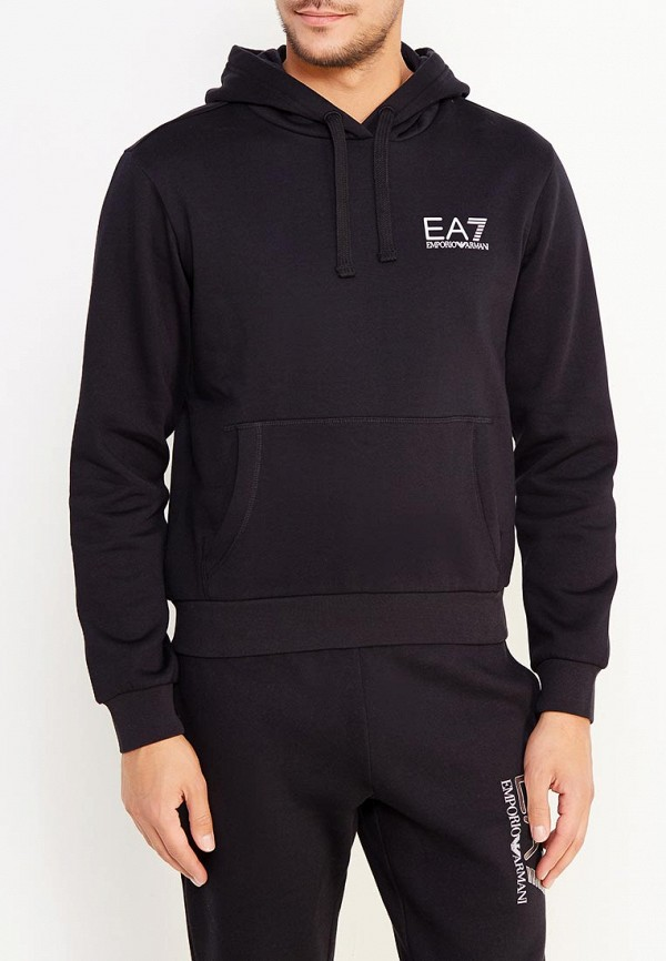 Худи EA7 EA7 EA002EMUEI72 ea7 черный