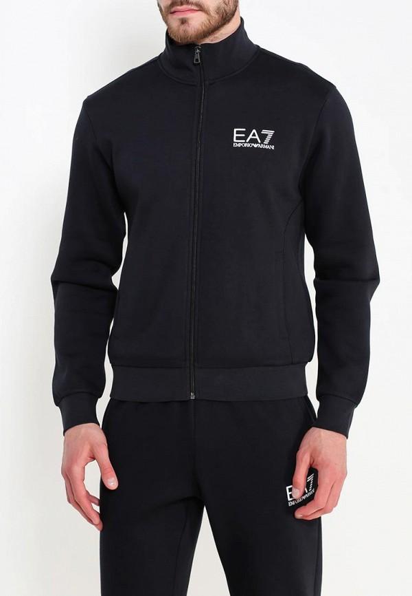 Олимпийка EA7 EA7 EA002EMUEJ00 ea7 черный
