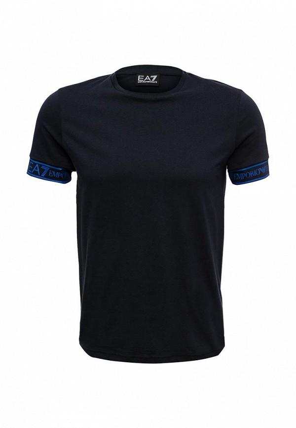 Футболка EA7 EA7 EA002EMUEK40 футболка ea7 ea7 ea002emrax74