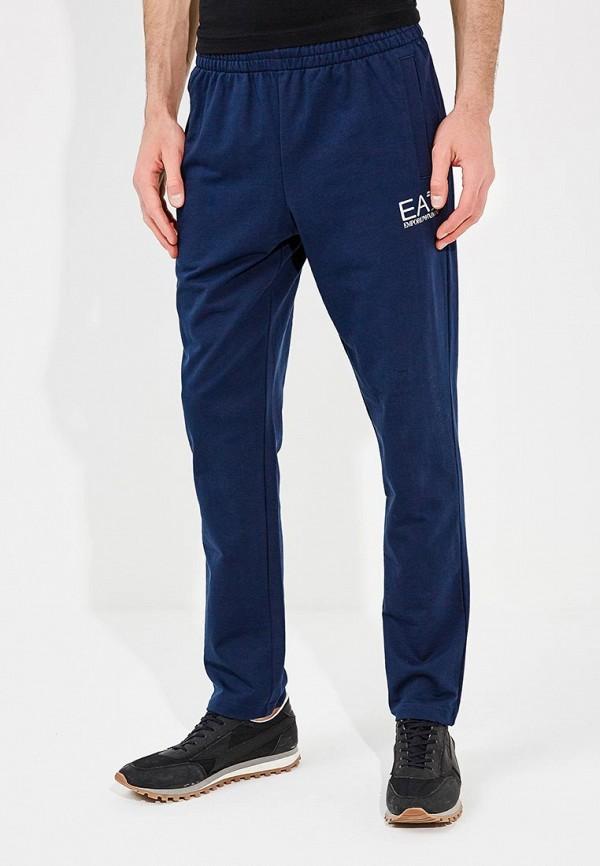 Брюки спортивные EA7 EA7 EA002EMZUD80 брюки спортивные ea7 ea7 ea002emzud82