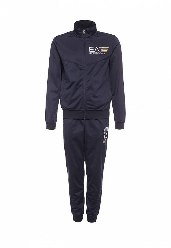 Костюм спортивный EA7 EA7 EA002EMZUE38 костюм спортивный ea7 ea7 ea002emueh30