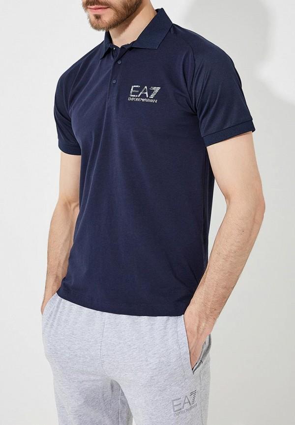 Поло EA7 EA7 EA002EMZUF33 ea7 3ypt59 pj73z 1100