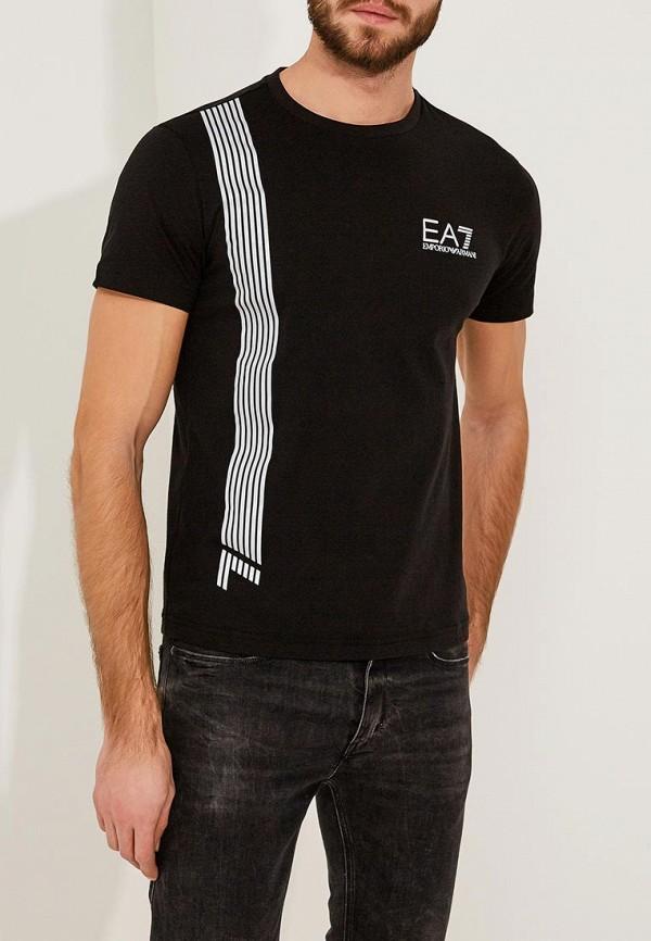 Футболка EA7 EA7 EA002EMZUF81 футболка ea7 3zpt66 pjl8z 2805
