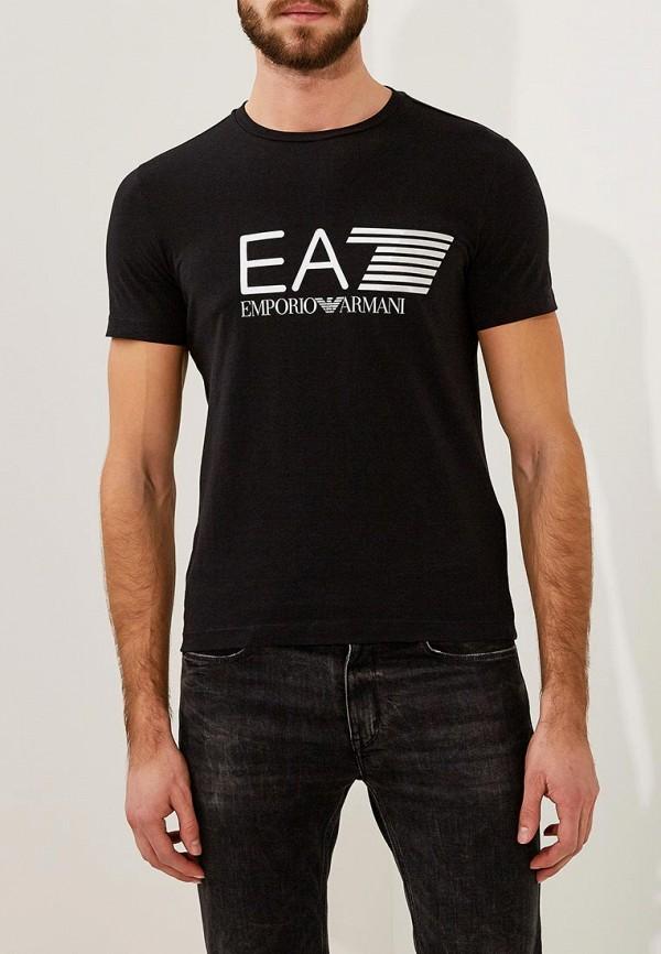 Футболка EA7 EA7 EA002EMZUF87 футболка ea7 3zpt66 pjl8z 2805
