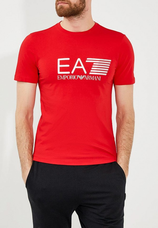 Футболка EA7 EA7 EA002EMZUF88 футболка ea7 ea7 ea002emuei05