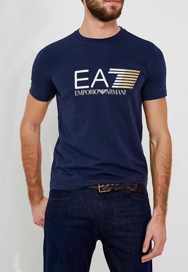 Футболка EA7 EA7 EA002EMZUF89 футболка ea7 ea7 ea002ebrab76