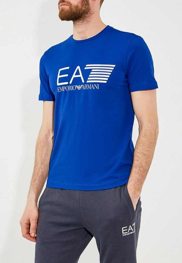 Футболка EA7 EA7 EA002EMZUF90 футболка ea7 ea7 ea002emuei05