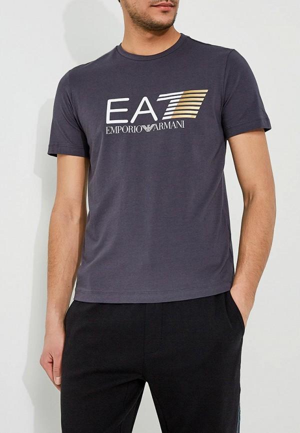 Футболка EA7 EA7 EA002EMZUF91 футболка ea7 – ea7 футболка