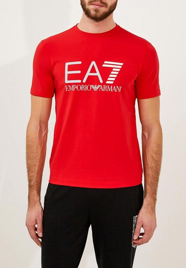Футболка EA7 EA7 EA002EMZUG02 футболка ea7 ea7 ea002emuei15