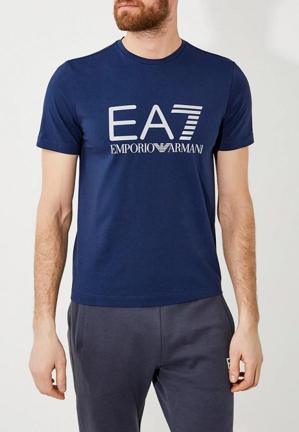 Футболка EA7 EA7 EA002EMZUG03 ea7 ea7 ea002emhee61