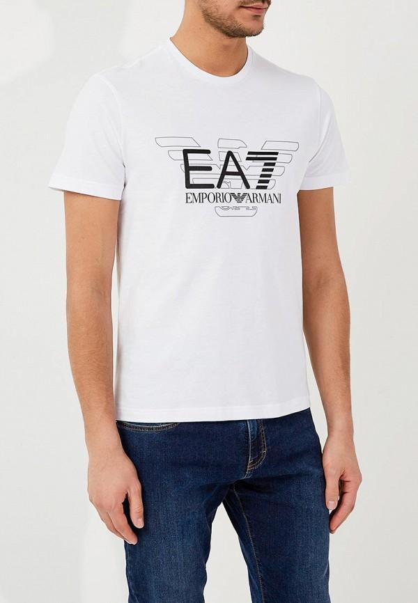 Футболка EA7 EA7 EA002EMZUG15 пуховик ea7 ea7 ea002egjph00