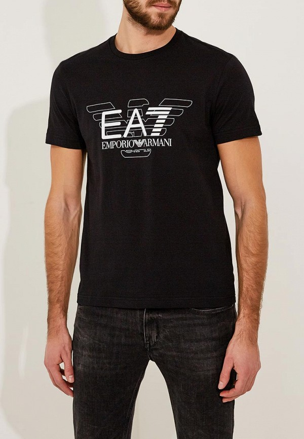 Футболка EA7 EA7 EA002EMZUG16 футболка ea7 ea7 ea002emuei15