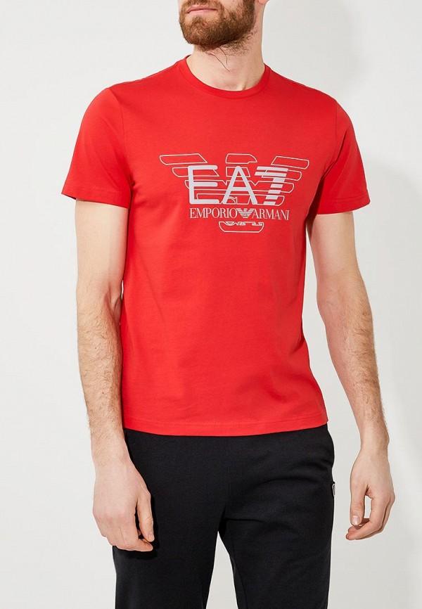 Футболка EA7 EA7 EA002EMZUG17 футболка ea7 ea7 ea002emrax74