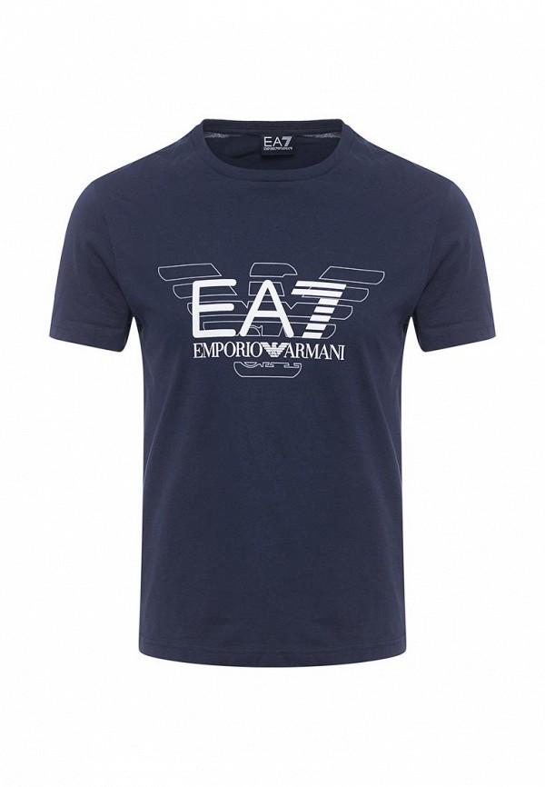 Футболка EA7 EA7 EA002EMZUG18 футболка ea7 ea7 ea002emuei05