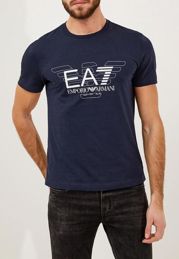 Футболка EA7 EA7 EA002EMZUG18