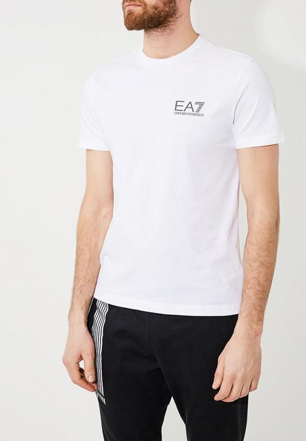Футболка EA7 EA7 EA002EMZUG20 футболка ea7 ea7 ea002emuei05
