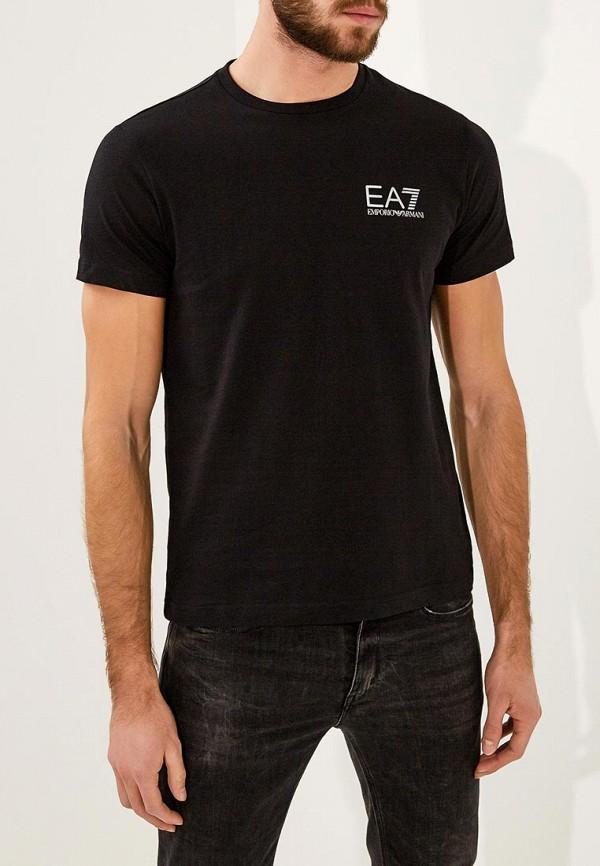 Футболка EA7 EA7 EA002EMZUG21 футболка ea7 ea7 ea002emuei05