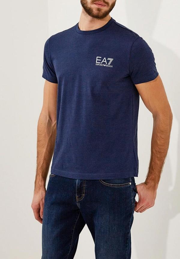 Футболка EA7 EA7 EA002EMZUG24 футболка ea7 ea7 ea002emuei15