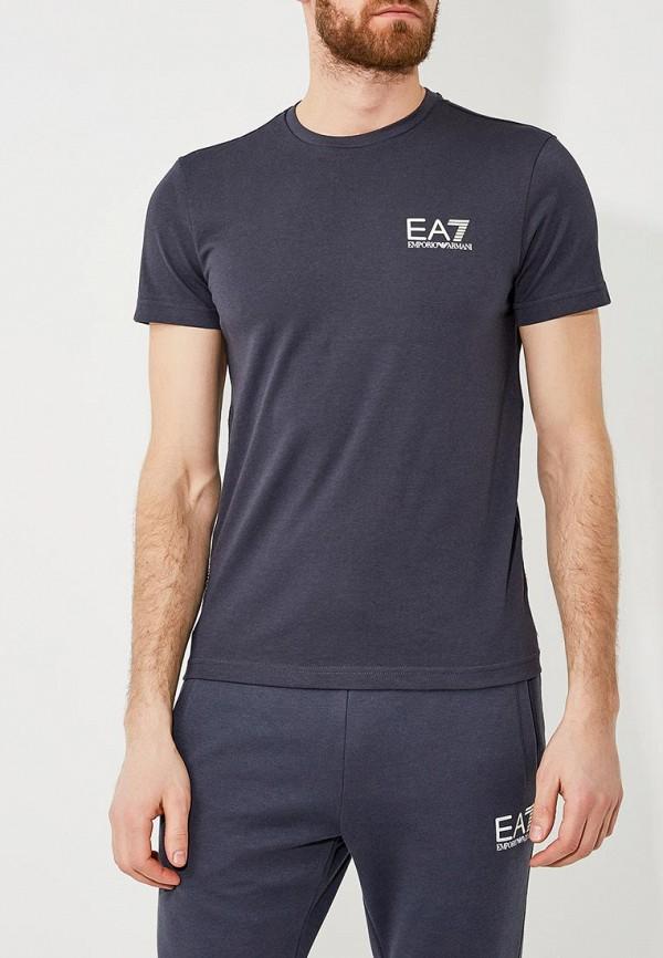 Футболка EA7 EA7 EA002EMZUG30 футболка ea7 – ea7 футболка