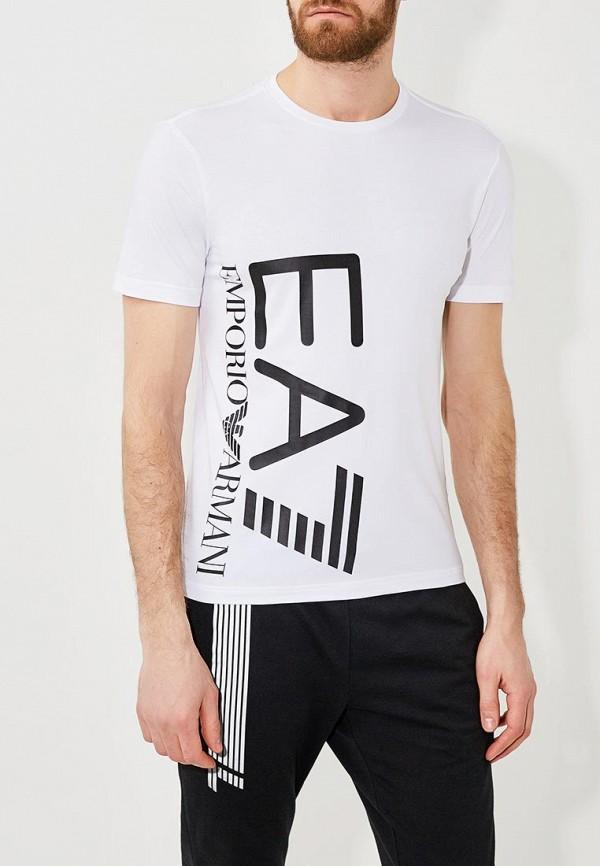 Футболка EA7 EA7 EA002EMZUG32 футболка ea7 ea7 ea002emrax74