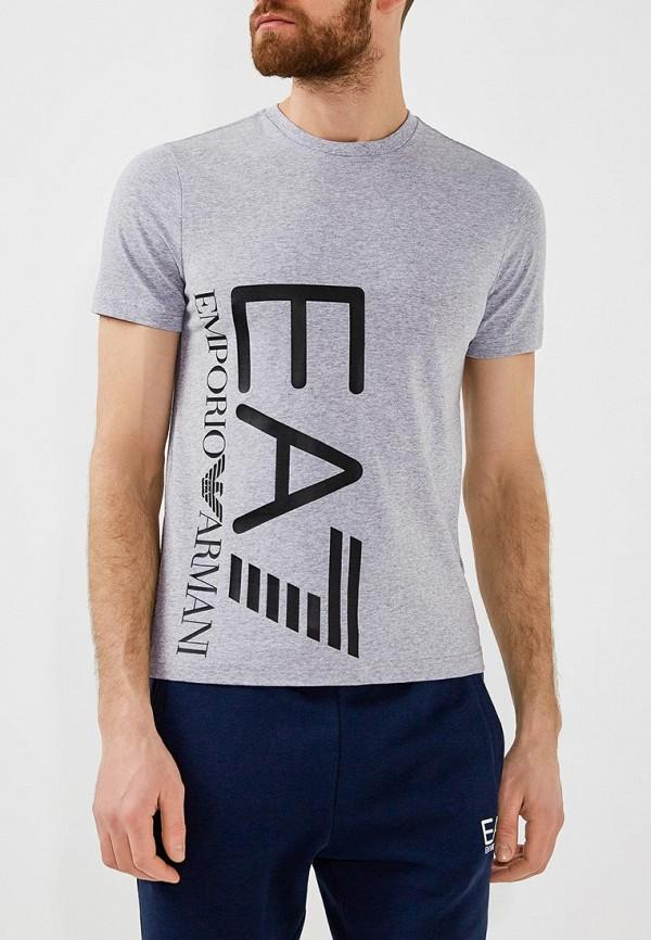 Футболка EA7 EA7 EA002EMZUG35 футболка ea7 – ea7 футболка